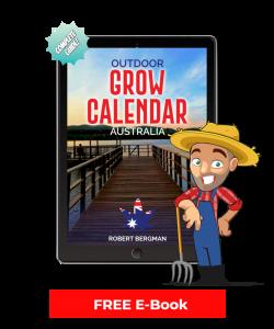 outdoor grow calendar e book